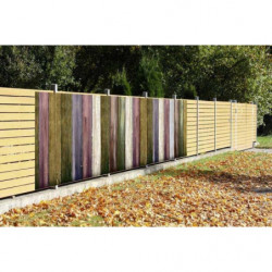 CHARMING WOOD Privacy screen