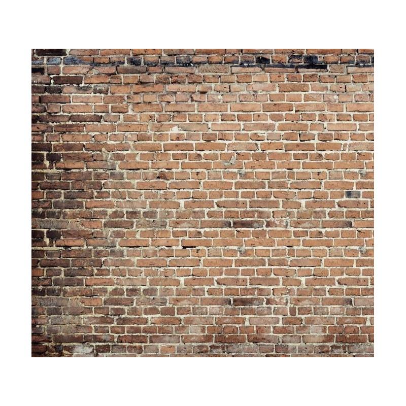 mur de brique papier peint trompe l il mur en briques. Black Bedroom Furniture Sets. Home Design Ideas