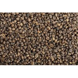 Póster de granos de café