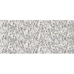 Papel pintado de guijarros grises y blancos
