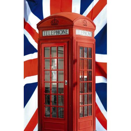 Tenture suspendue CALLING LONDON