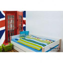 Papel pintado colorido de Londres