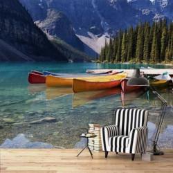 Papier peint paysage Canada