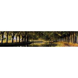 Brise vue paysage Canal du midi