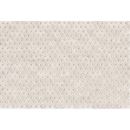 Papier Peint CAPITON BLANC