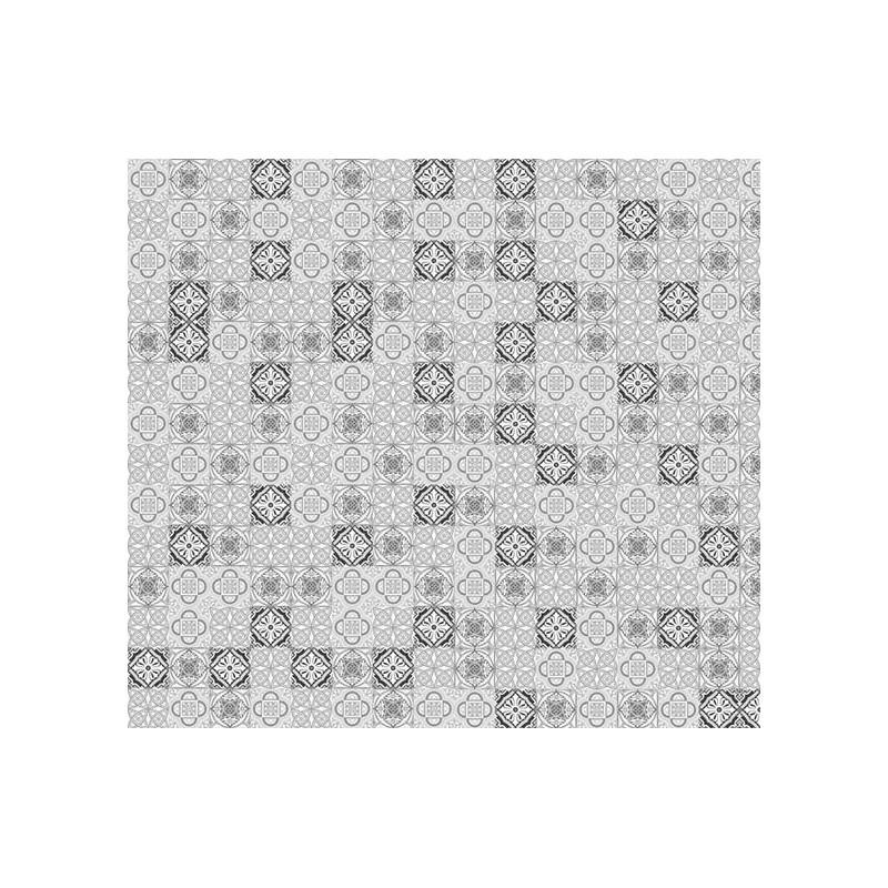 Papier Peint CARREAUX DE CIMENT