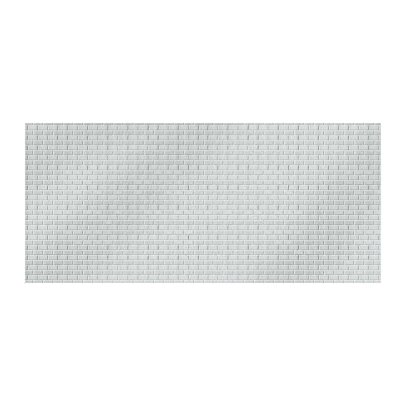 Carreaux metro poster carrelage blanc des murs de for Carrelage metro blanc