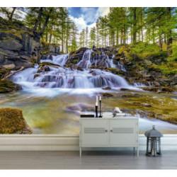 FONTCOUVERTE WATERFALL Wallpaper