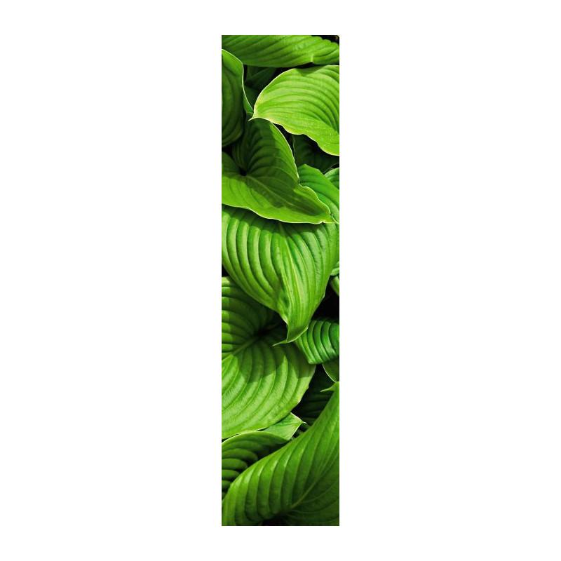 Mur vegetal papier peint mur de plantes dans votre salon - Papier peint vegetal ...