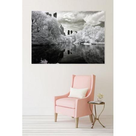 CENTRAL PARK B&W Canvas print