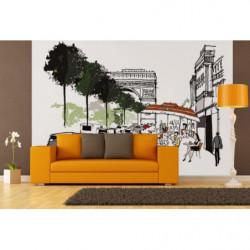 CHAMPS ELYSEES Wallpaper