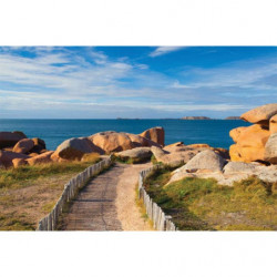 PATH OF THE ROCKS Privacy screen