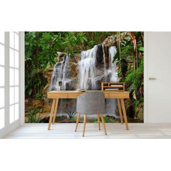 WATER FALL Poster