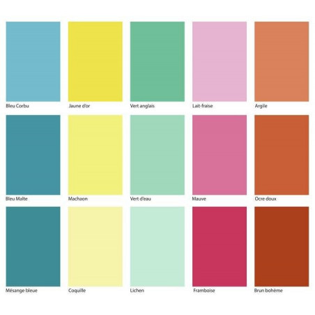 Poster COLOURS