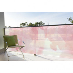 CONSTRUCTION Privacy screen