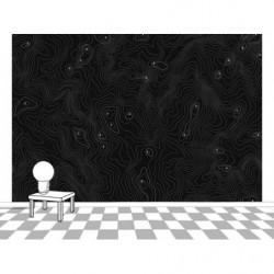 CONTOUR LINES Wallpaper