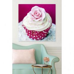 Cupcake kitchen canvas print