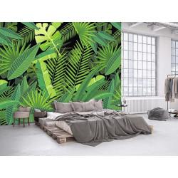 DARK JUNGLE Wallpaper