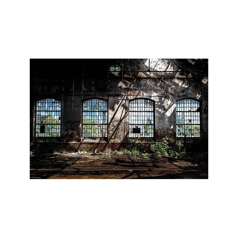 INDUSTRIAL DECOR Poster
