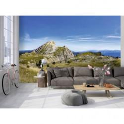 Vercors landscape poster