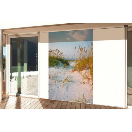 BEHIND THE DUNES Privacy screen