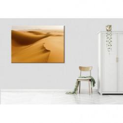 Tableau photo désert de sable