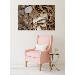 Sailor's rope canvas print