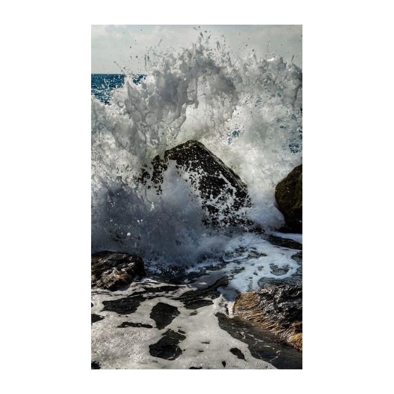 Tenture suspendue ECUME OCEAN