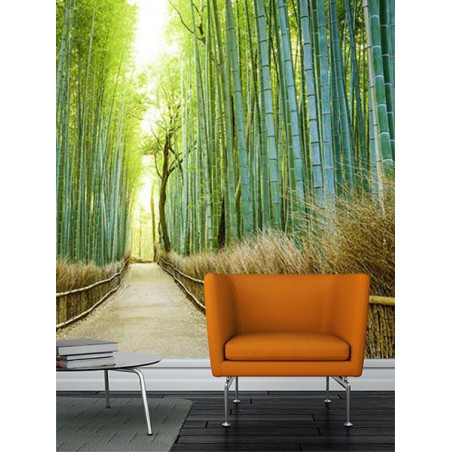 BAMBOO ALLEY Poster