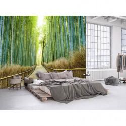 BAMBOO ALLEY Wallpaper