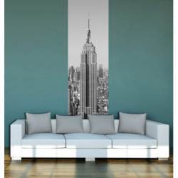 EMPIRE STATE BUILDING B&W wall hanging