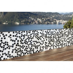 WITH DOTS privacy screen