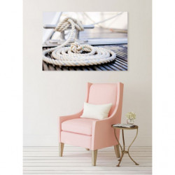 Sailor's rope picture for original wall decoration
