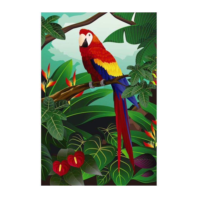 Papel pintado AMAZON