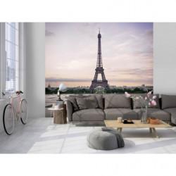 Panoramic poster Paris Trocadero