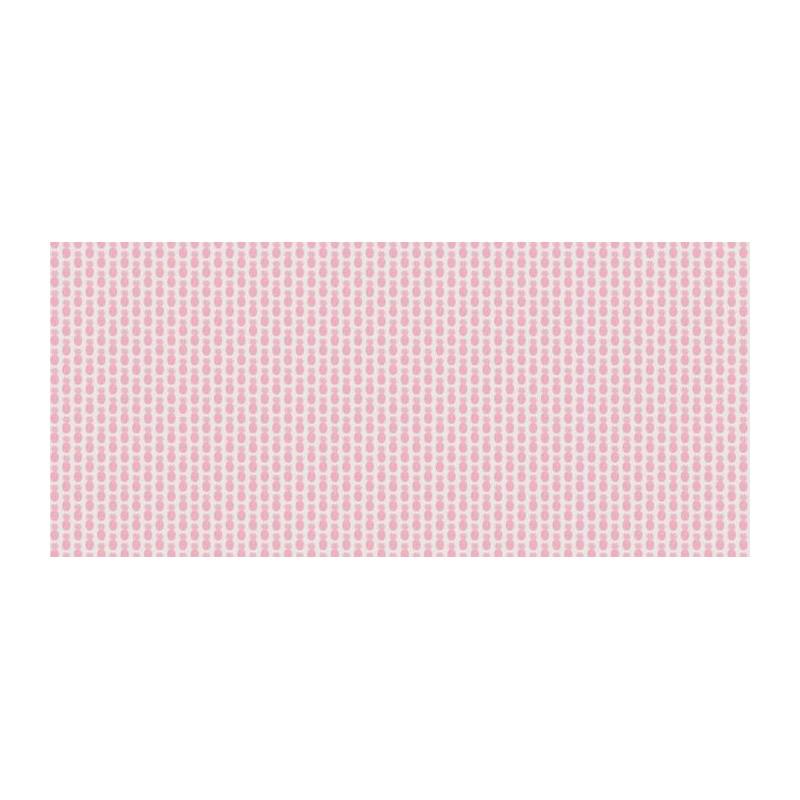 L unique de papier peint ananas motif rose - Papier peint ananas ...