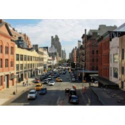 Tableau rue pour style urbain