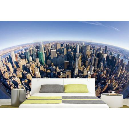 FISHEYE NEW YORK poster