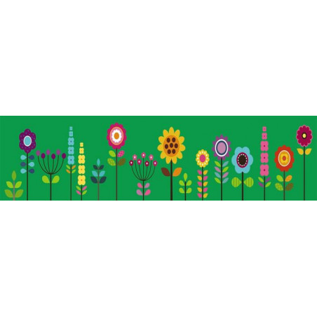 FLOWERS privacy screen