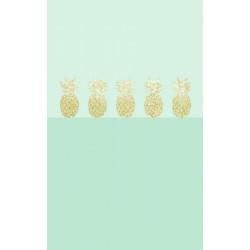 Golden ANANAS wallpaper