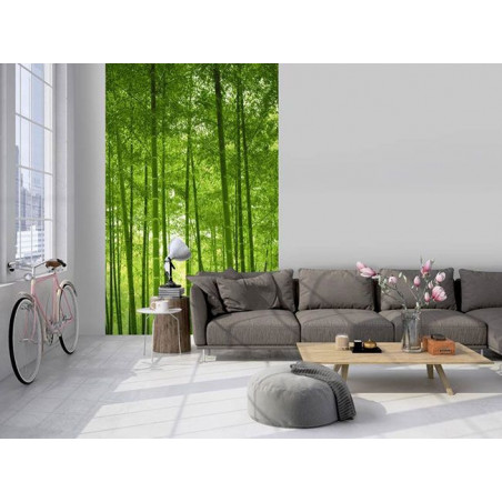 BAMBOO FOREST Wall hanging