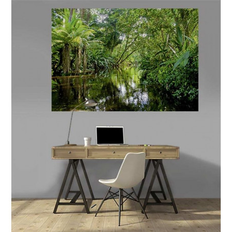 Poster FORET TROPICALE