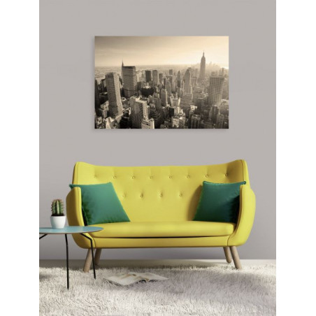 FROM EVEN canvas print