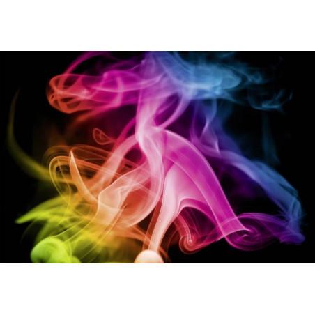 COLOURED SMOKE Poster