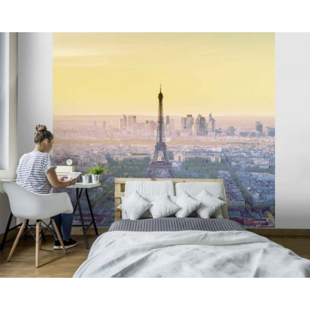 GRAPHIC VIEW PARIS poster