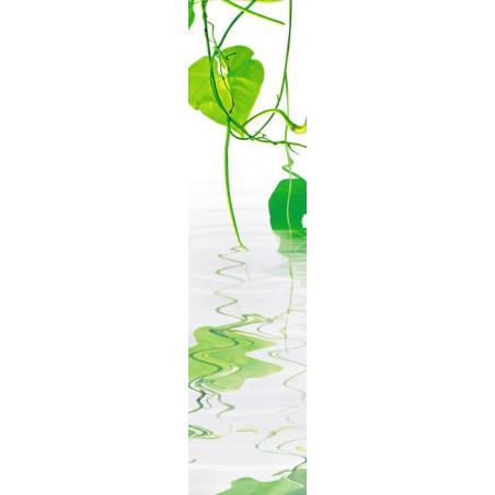 GREEN REFLEXION wall hanging