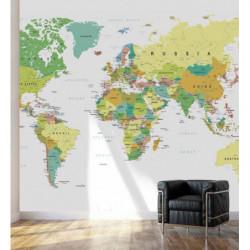 Papier peint GREEN WORLD