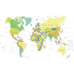 Tableau GREEN WORLD
