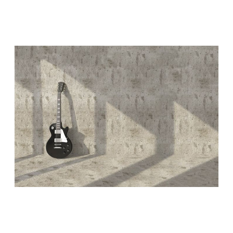 Tableau GUITAR ON THE WALL