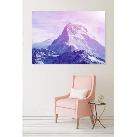 HIGH MOUNTAIN canvas print